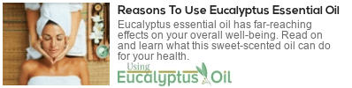 how to use eucalyptus essential oil